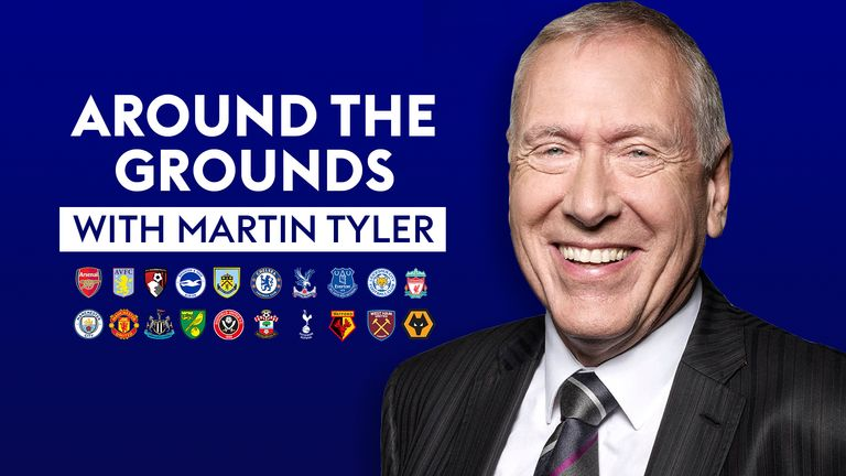 Martin Tyler endured his most difficult evening as a commentator in Seville