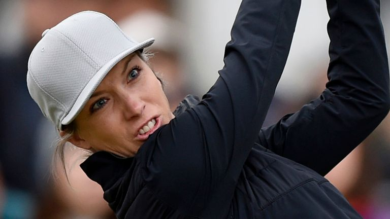 Reid produced her best major finish in 2019, ending tied-third at the Women's PGA Championship