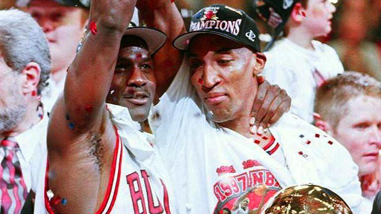 Chicago Bulls 1990s dynasty set