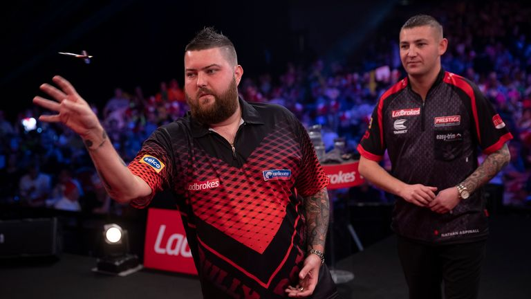 The PDC Home Tour was won by Smith's Premier League colleague Nathan Aspinall