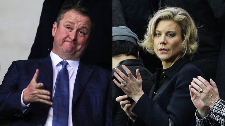 PCP Partners are in advanced talks with Mike Ashley