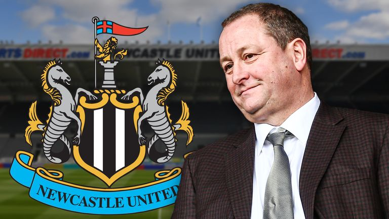 Mike Ashley's tumultuous Newcastle reign is coming to an end