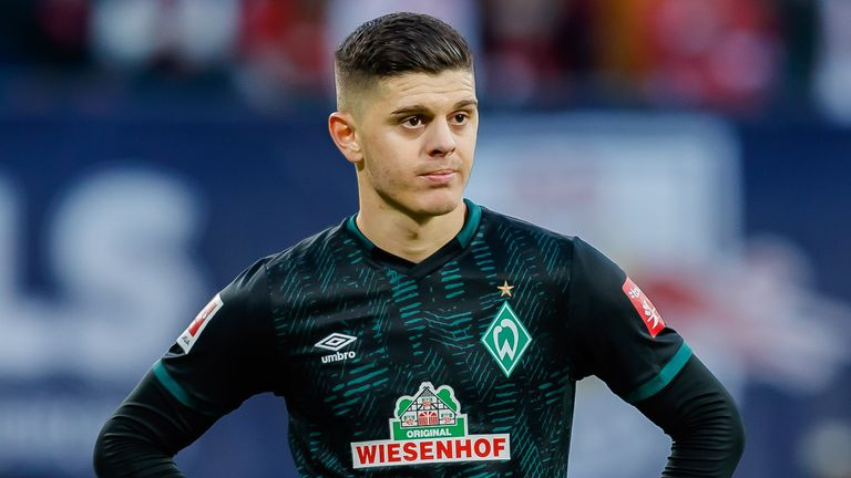 Liverpool are the front-runners to sign Werder Bremen star Milot Rashica