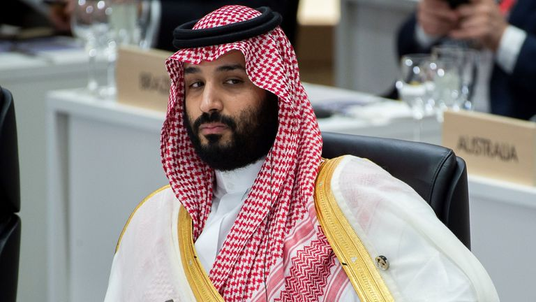 Al-Rumayyan has proved a key hire of Saudi Arabia's Crown Prince, Mohammed Bin Salman