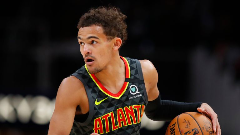 Charlotte Hornets' Willy Hernangomez has praised Atlanta's Trae Young, describing the Hawks star as 'super talented'.