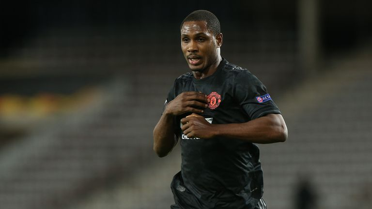 Ighalo has impressed on loan for United, scoring a goal every 80 minutes