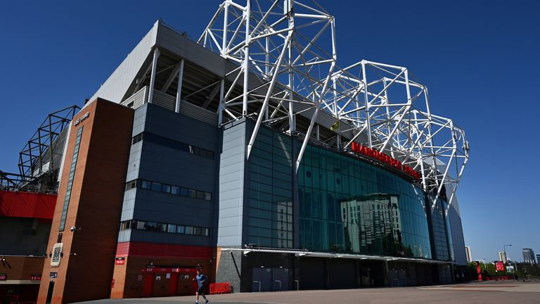Manchester United intend to have the rail seats installed in time for next season