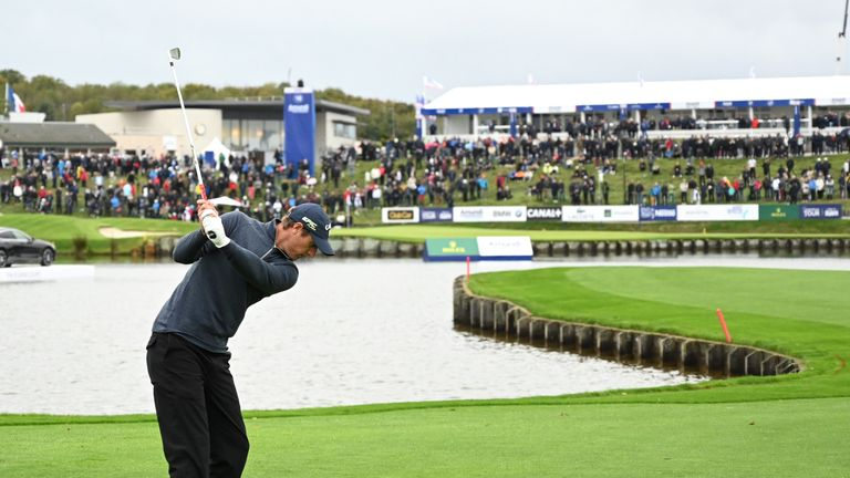The Open de France was due to be held at Le Golf National, where Europe won the 2018 Ryder Cup
