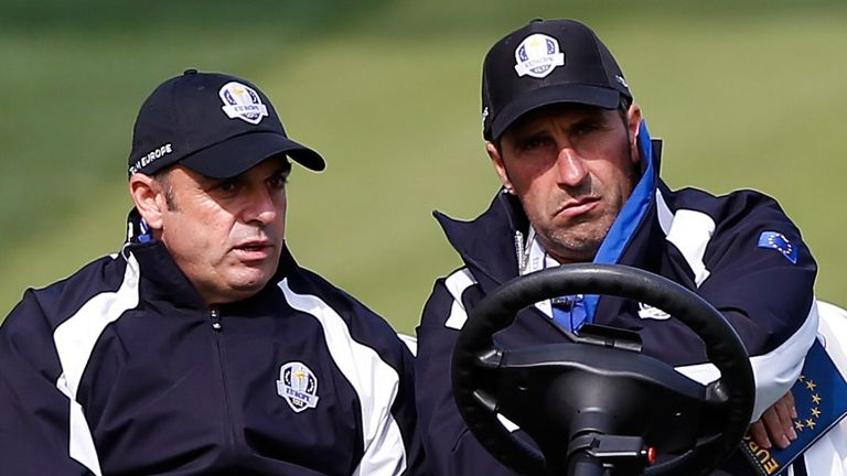 Paul McGinley was impressed by the excellence of the Americans over the first day and a half