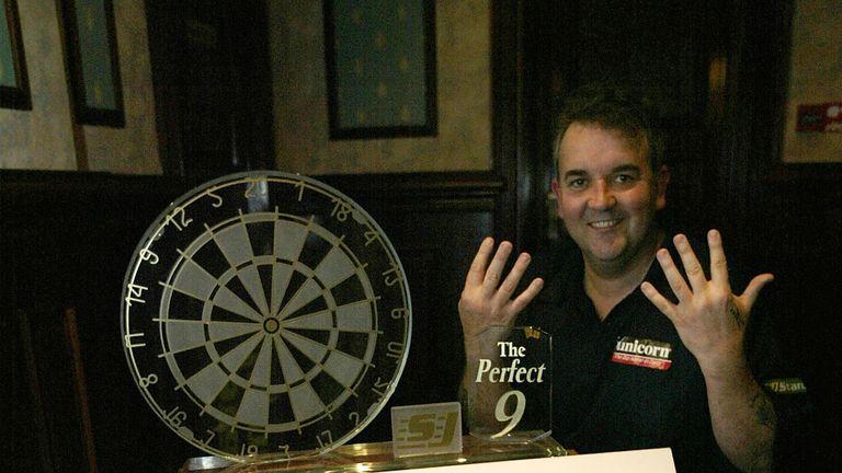 Phil Taylor first nine darter