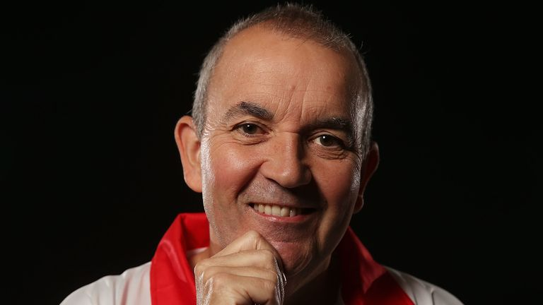 Phil Taylor talks about his life in retirement