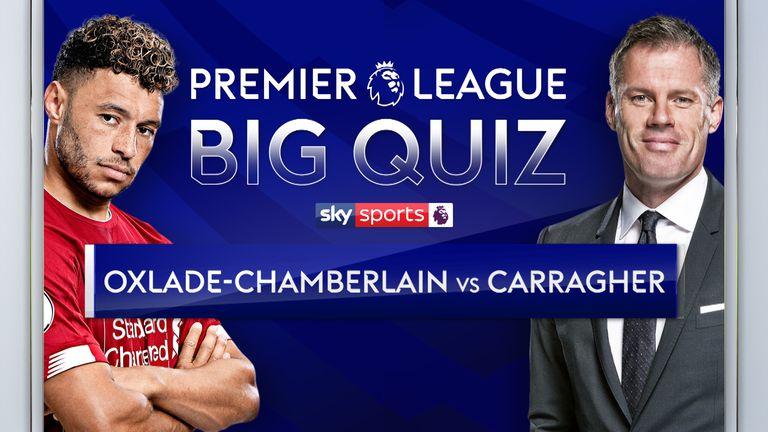 PL Big Quiz: Ox vs Carra