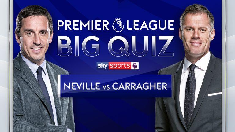 Premier League Big Quiz