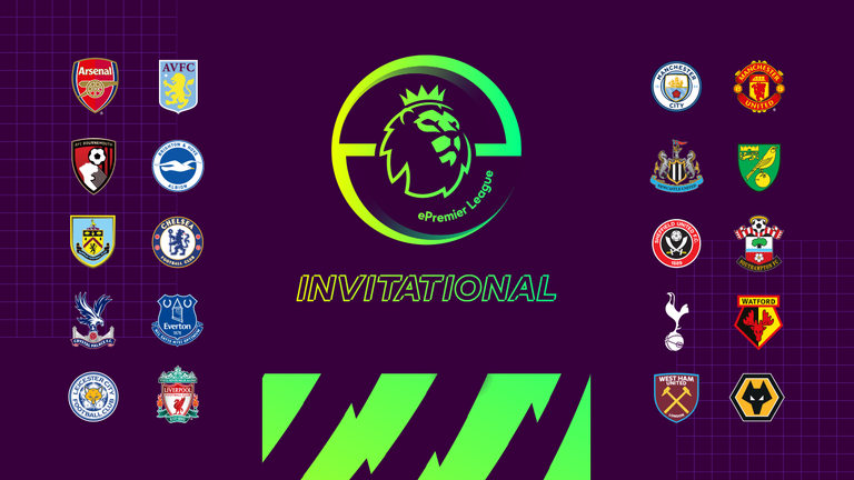 Premier League footballers will be putting their EA SPORTS FIFA 20 skills to the test in the inaugural ePremier League Invitational tournament