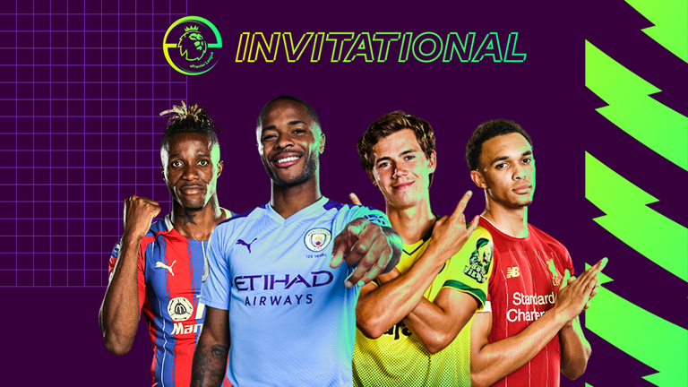 ePL Invitational - Footballers put their FIFA20 skills to the test