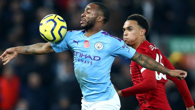 Manchester City and champions-elect Liverpool have still got to play each other again