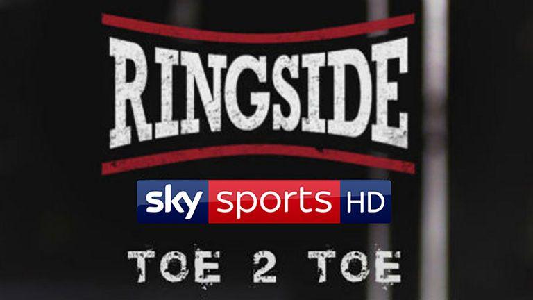 Ringside Toe 2 Toe