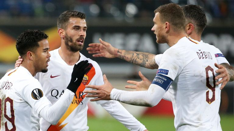 Coronavirus: Roma players give up wages for rest of season