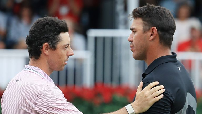 Brooks Koepka has said he'll be teeing up in the first event back in Texas. Will we see Rory McIlroy?