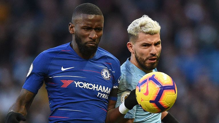 Aguero is the latest player to have raised concerns, following Antonio Rudiger