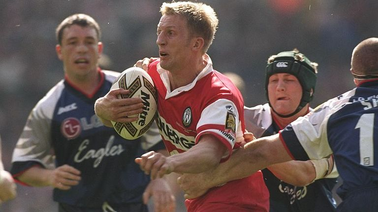 Phil Clarke talks fondly of his time rooming with former Wigan team mate Denis Betts