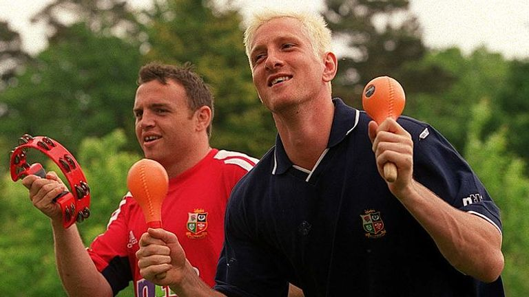 """Will Greenwood: """"My roommate was Irish centre Rob Henderson - a Corinthian to his core. """""""