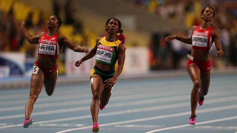 Fraser-Pryce is already a six-time Olympic medallist and nine-time world champion