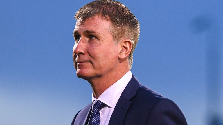 Stephen Kenny was previously in charge of the Republic of Ireland Under-21 side