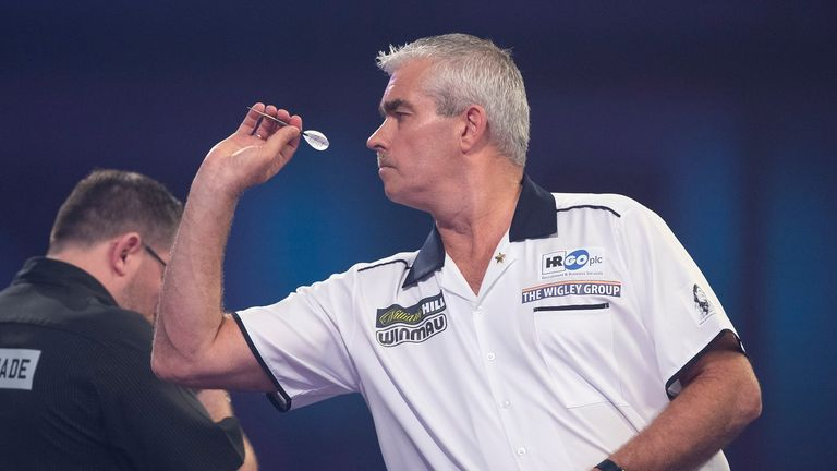 Steve Beaton will be among those involved in Salzburg