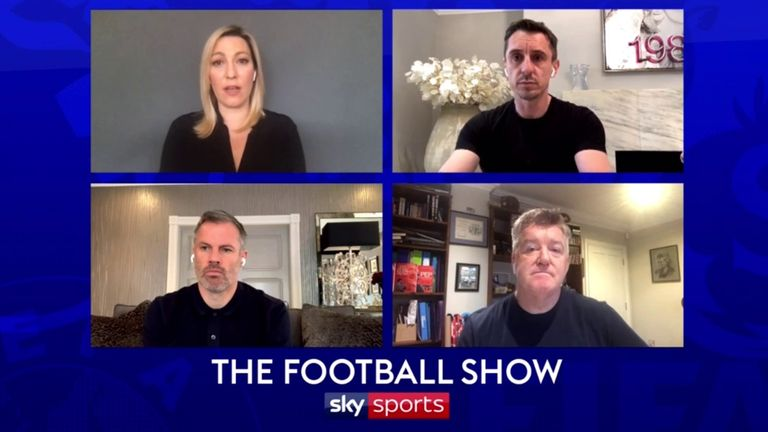 The Football Show (April 17)