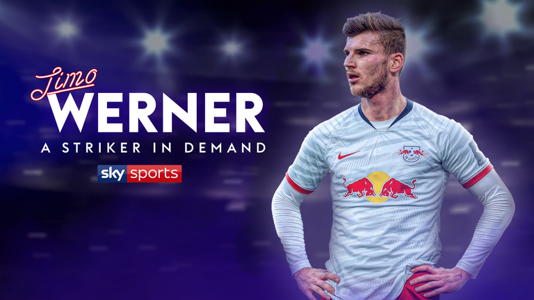 Timo Werner Why The Rb Leipzig Striker Is In Demand Football News Sky Sports