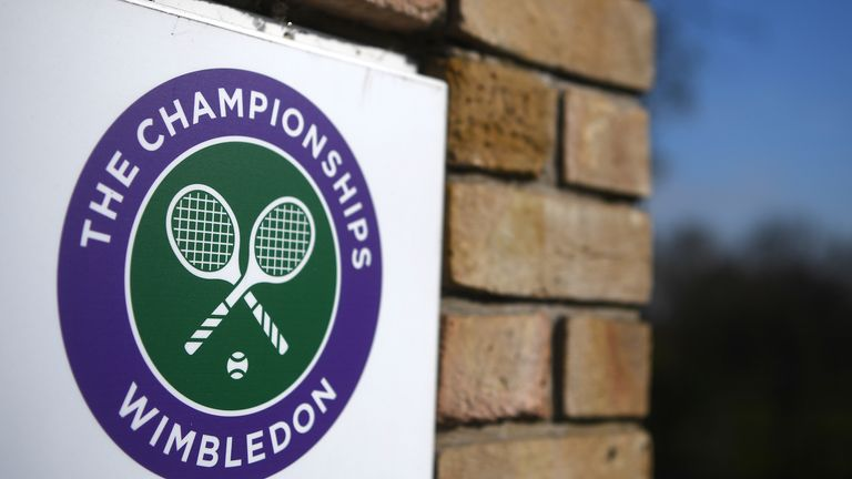 Wimbledon has been cancelled for the first time since the Second World War