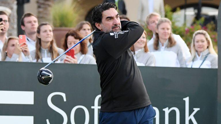 Twelve-handicapper Al-Rumayyan has overseen the arrival of multiple golf tournaments in Saudi Arabia