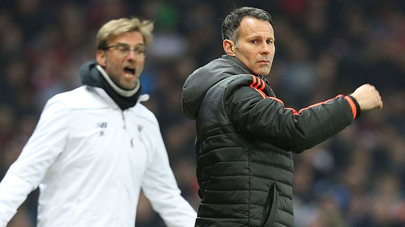 Liverpool deserve Premier League win, says Ryan Giggs