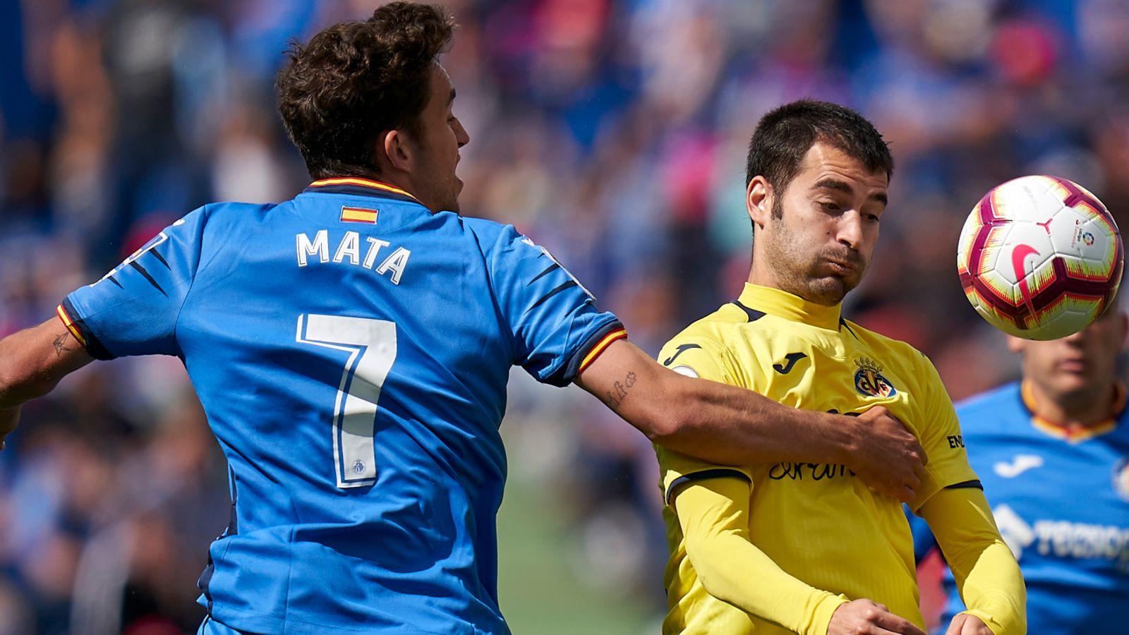 Villarreal and Getafe deny match-fixing claims over La Liga draw last season | Football News 9