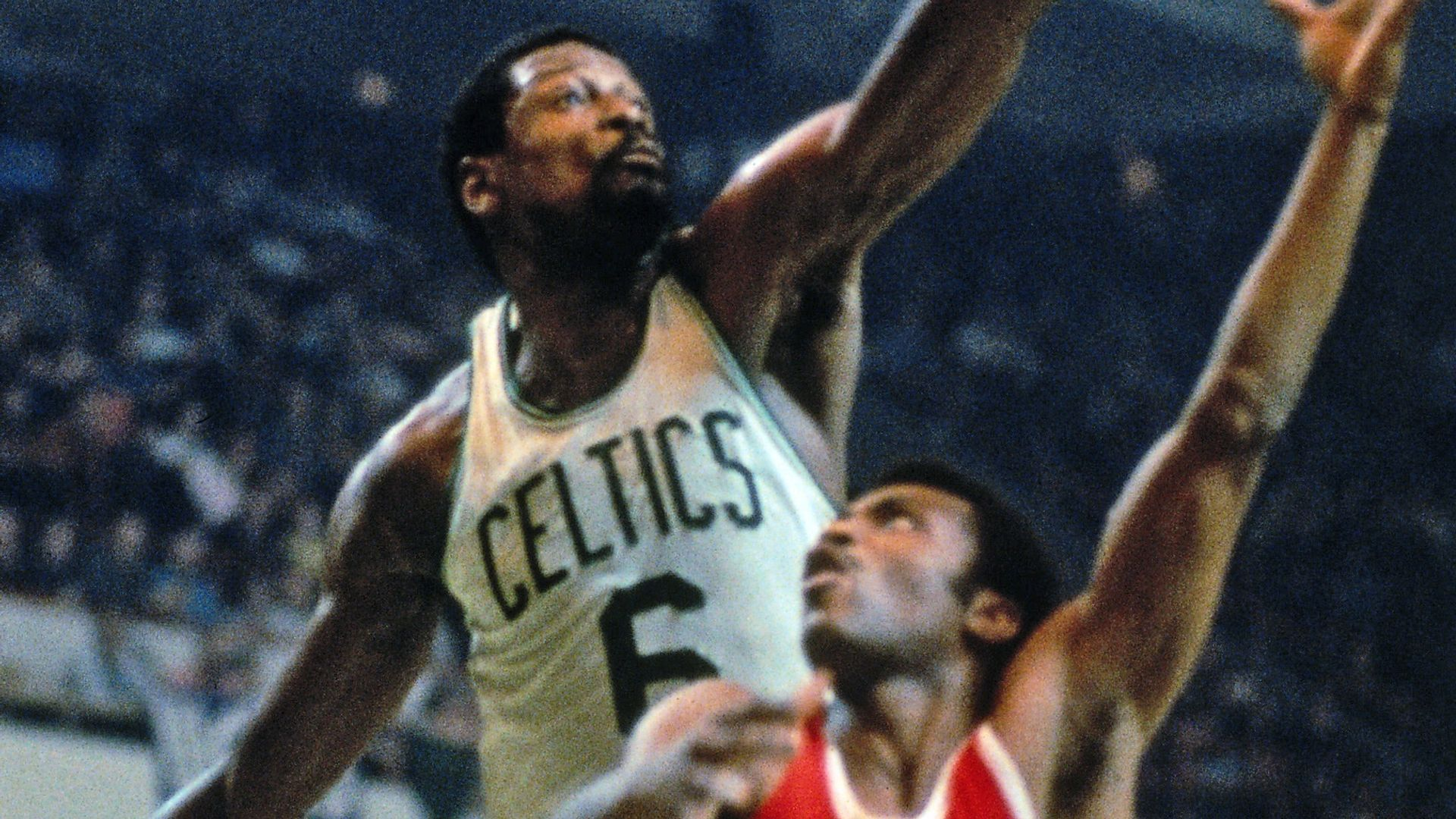 Iconic NBA numbers: #6 – Bill Russell, Dr J