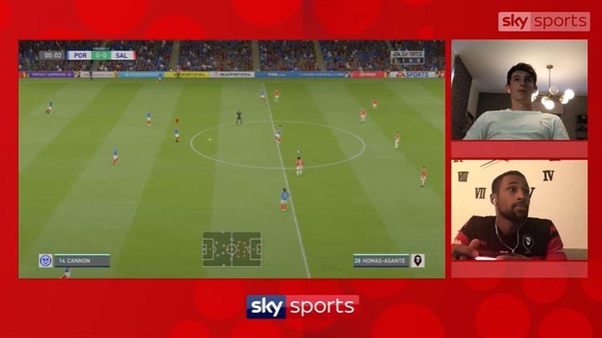 Portsmouth vs Salford: Virtual final!