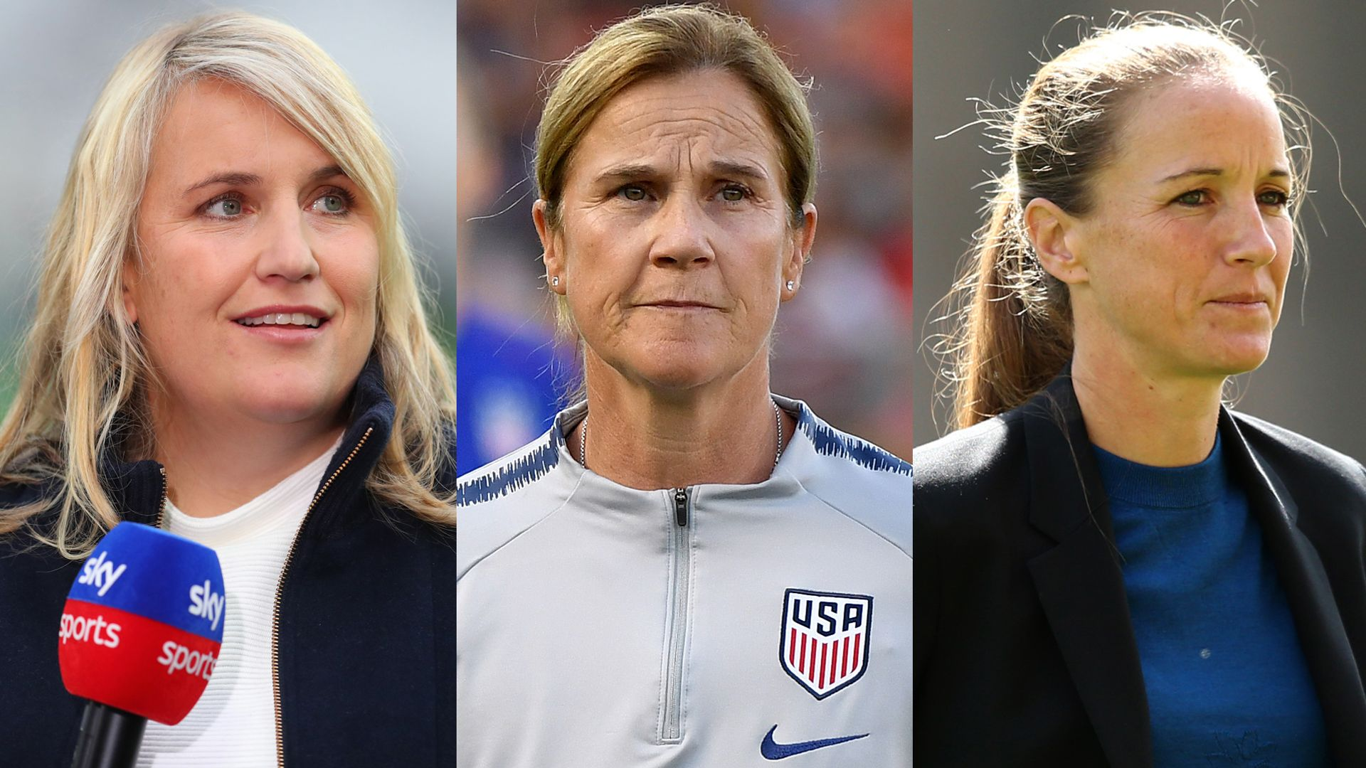 England Women manager: The contenders