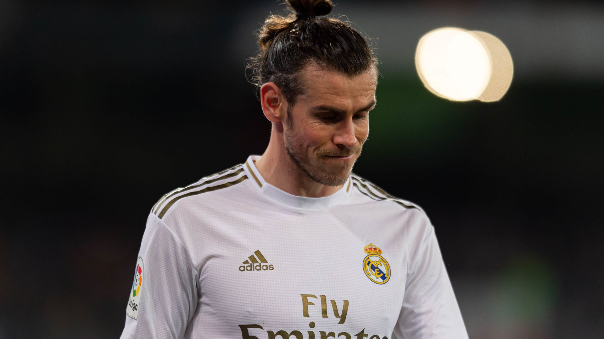 Bale: Real Madrid fans hurt my confidence