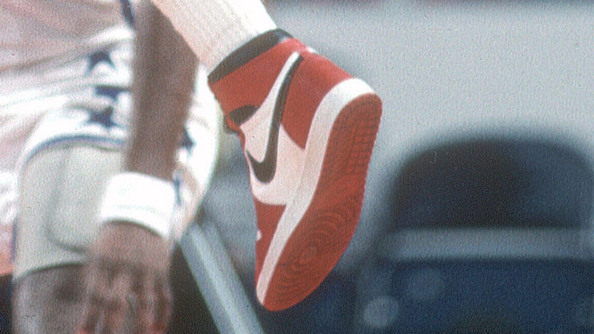 MJ's first Air Jordans sold for $560k