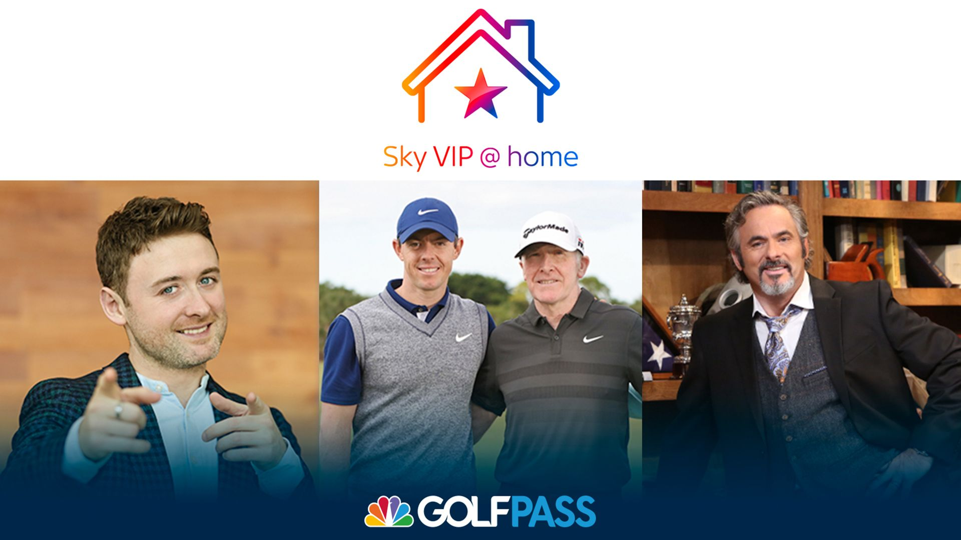 GOLFPASS Video: Free pass for Sky VIPs