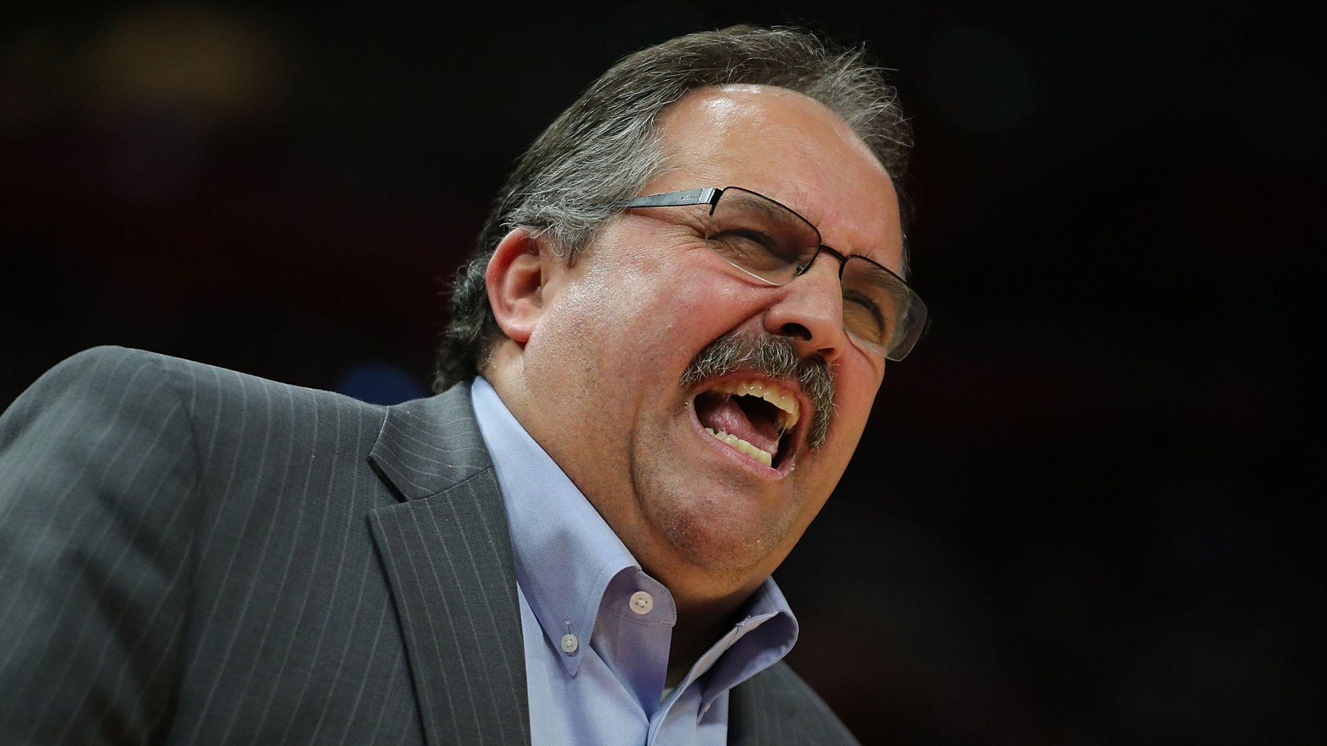 Pelicans hire Stan Van Gundy as head coach
