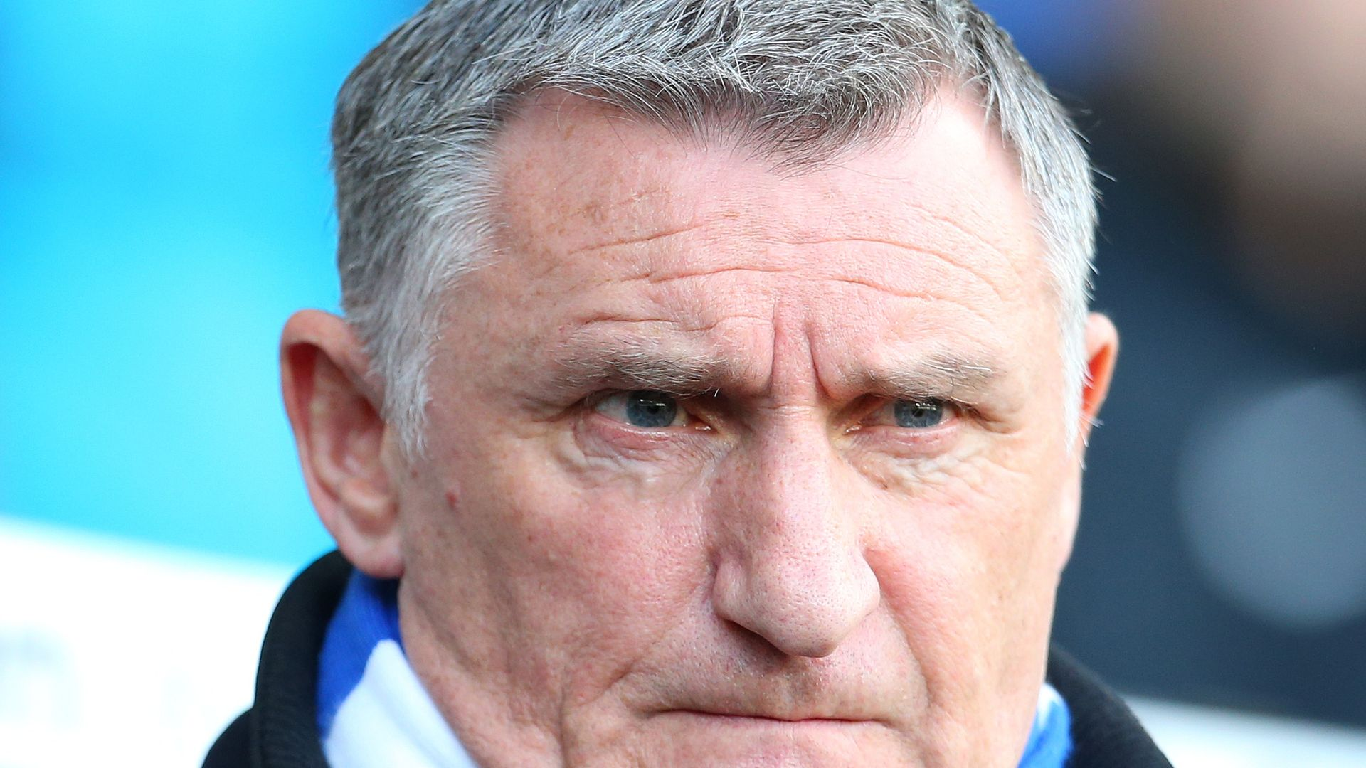 Mowbray casts doubt on how football can return