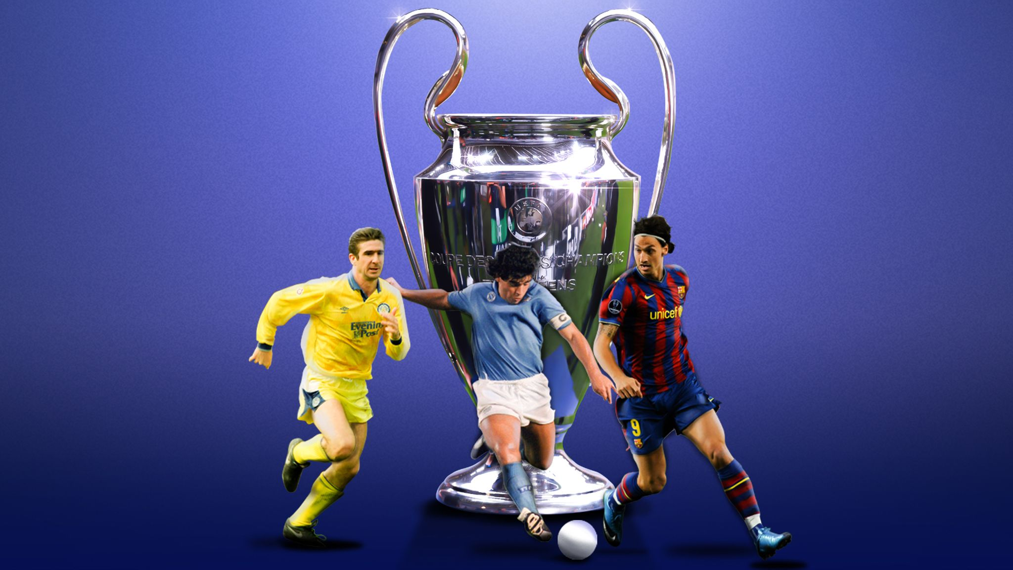 50-26: Best players never to win Champions League | Football News | Sky  Sports