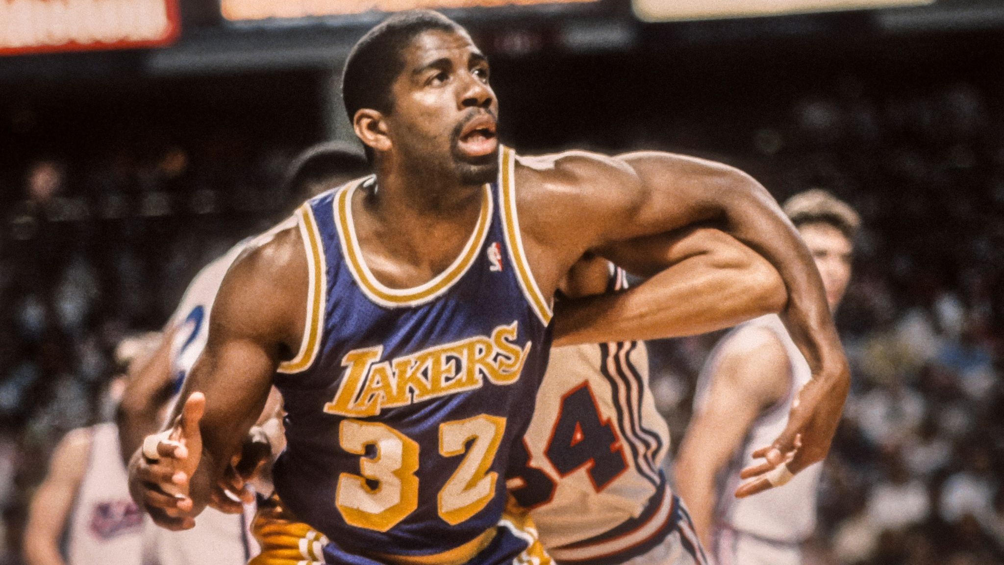 Iconic NBA numbers: #32 – Magic Johnson, Karl Malone, Kevin McHale ...
