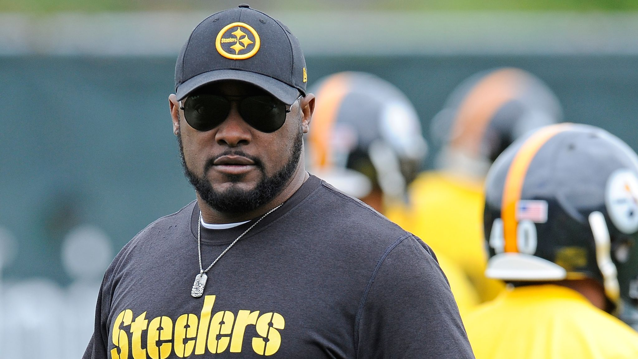 Pittsburgh Steelers coach Mike Tomlin says NFL facilities must all open at the same time | NFL News | Sky Sports