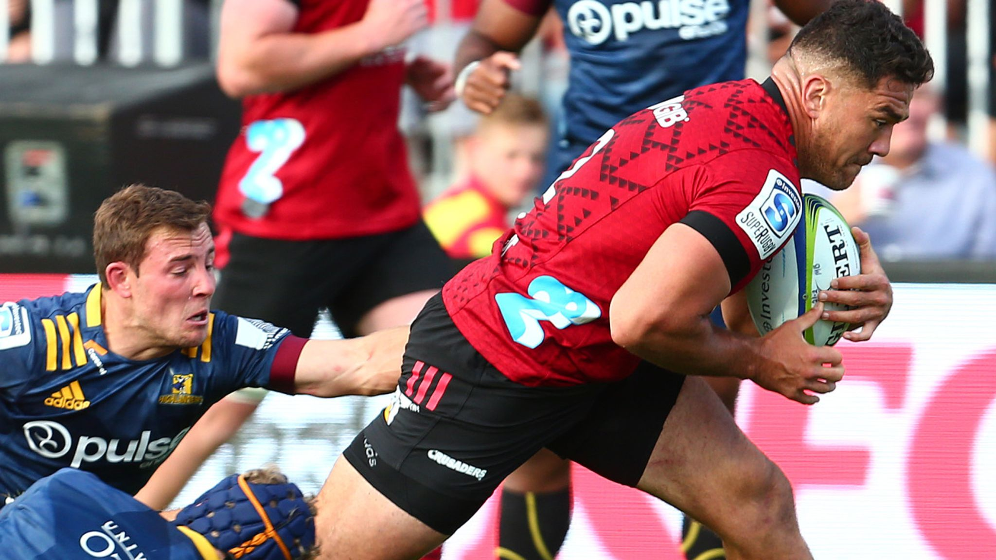 Coronavirus New Zealand Reveals Super Rugby Restart Plan Rugby Union News Sky Sports