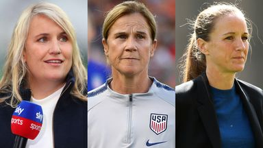 fifa live scores - England Women manager search: Casey Stoney, Jill Ellis and Emma Hayes among contenders