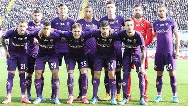 fifa live scores - Fiorentina: Six test positive for coronavirus at Serie A side