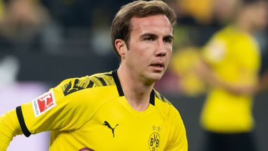 fifa live scores - Mario Gotze to leave Borussia Dortmund this summer at end of contract